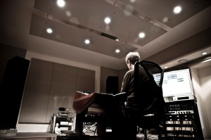Adam Dempsey at Deluxe Mastering Melbourne