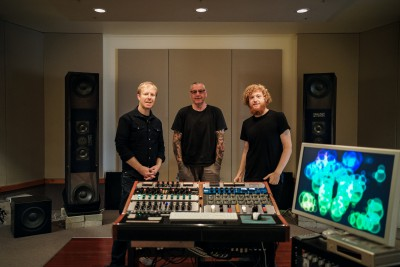 The Deluxe Mastering team mark the studios' 10 year anniversary