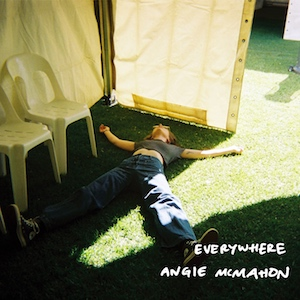 Angie McMahon Everywhere (single cover)