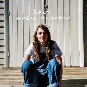 Angie McMahon Salt album cover